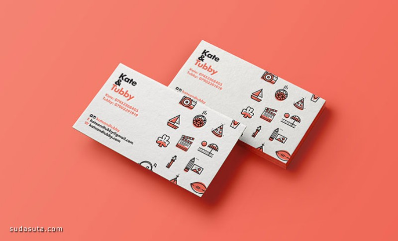 2018年40个创意名片设计欣赏