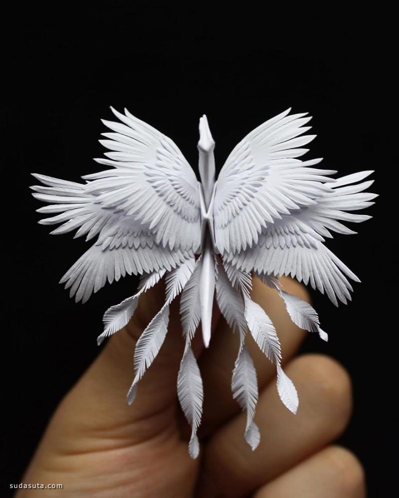 Cristian Marianciuc 更多的手工千纸鹤