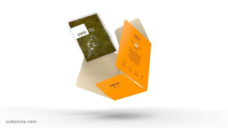 Cuick 包装设计欣赏
