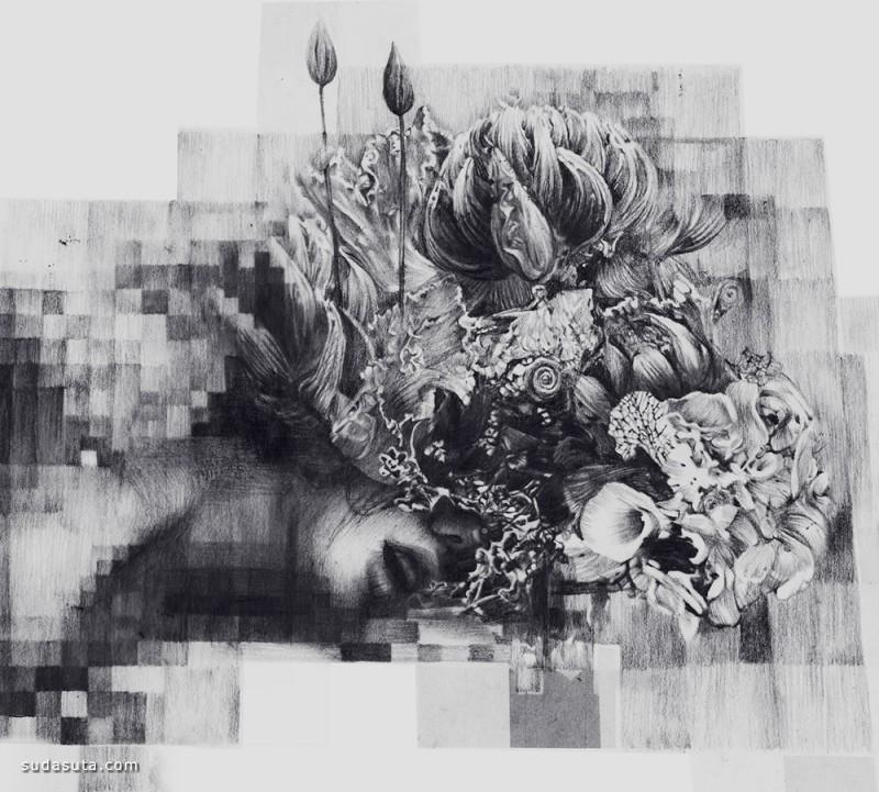 Dasha Pliska 超现实主义绘画艺术欣赏