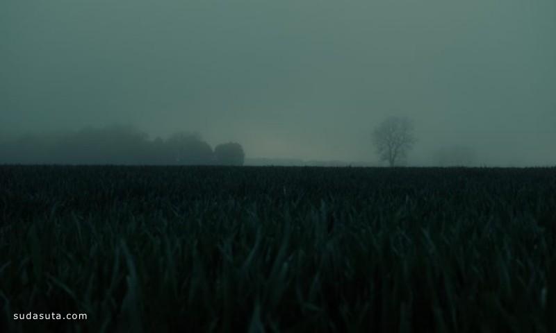Dean Pearson 系列摄影《夜行者》