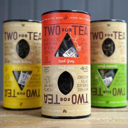 Two for Tea 包装设计欣赏