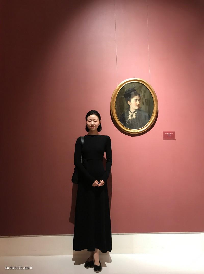 独立女装设计品牌  WangHanYan