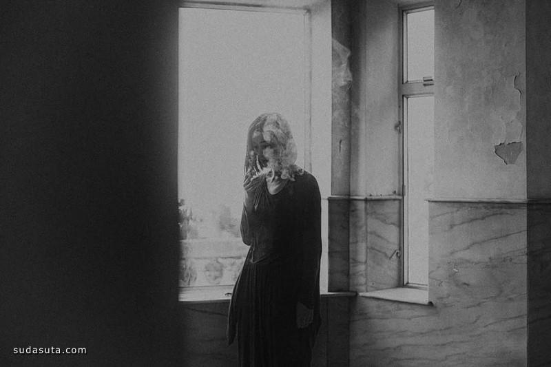 White Mountain 黑白摄影欣赏