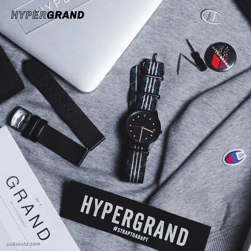 新加坡独立设计品牌 Hypergrand