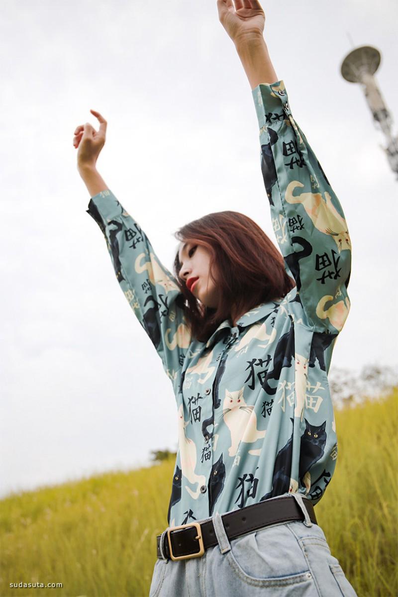 渔岛生活 青春女装设计欣赏