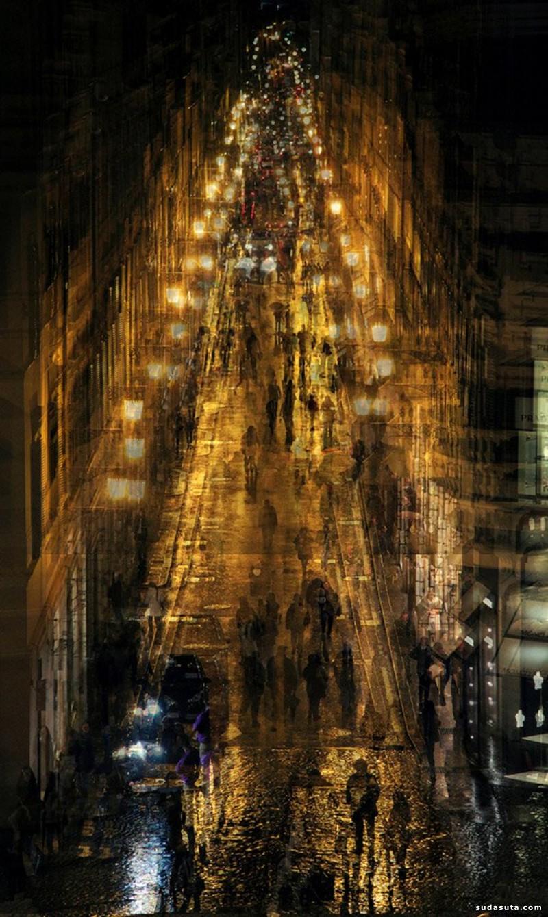 Alessio Trerotoli 城市抽象炫目摄影欣赏