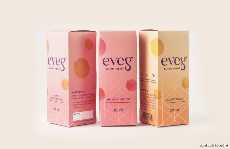 Eveg 包装设计欣赏