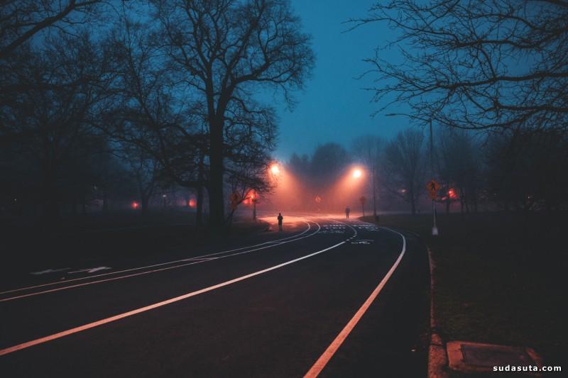 Franck Bohbot 布鲁克林公园 摄影作品欣赏
