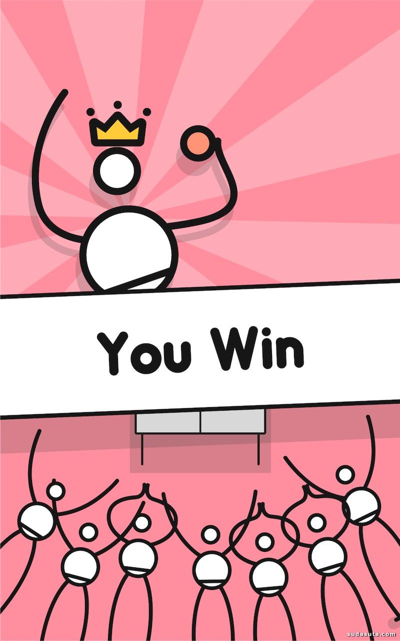 极简游戏设计欣赏 我是兵乓王