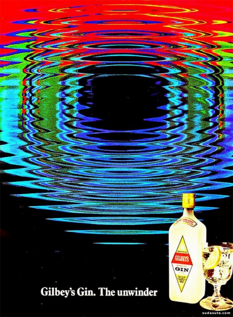 Psychedelic 迷幻风格海报/广告设计欣赏