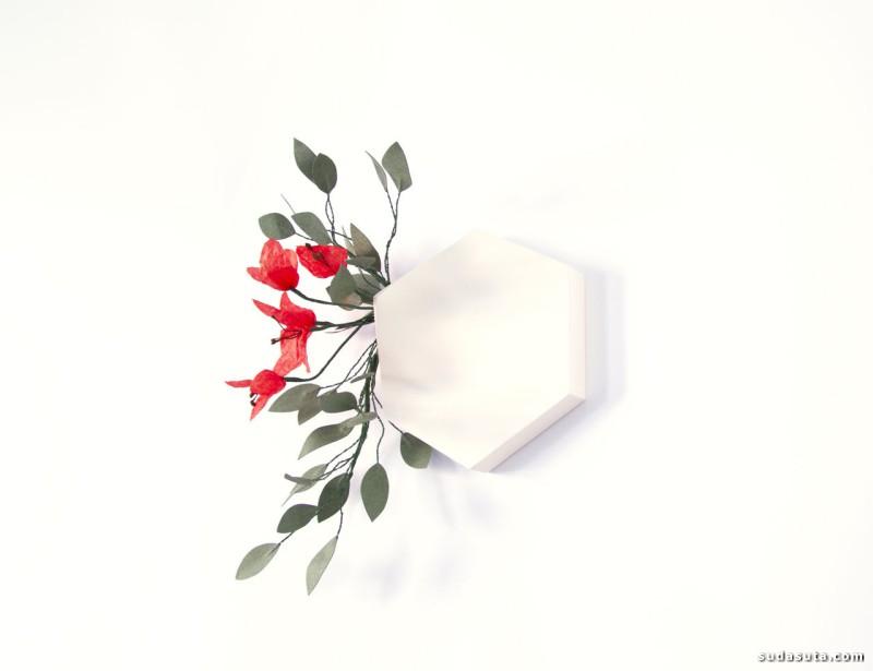 Teumsae vase 花瓶设计