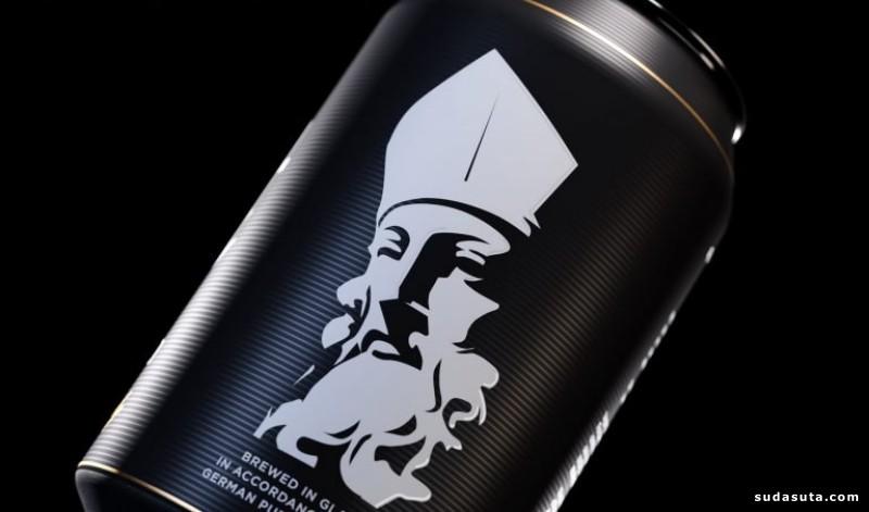 West Brewery 包装设计欣赏