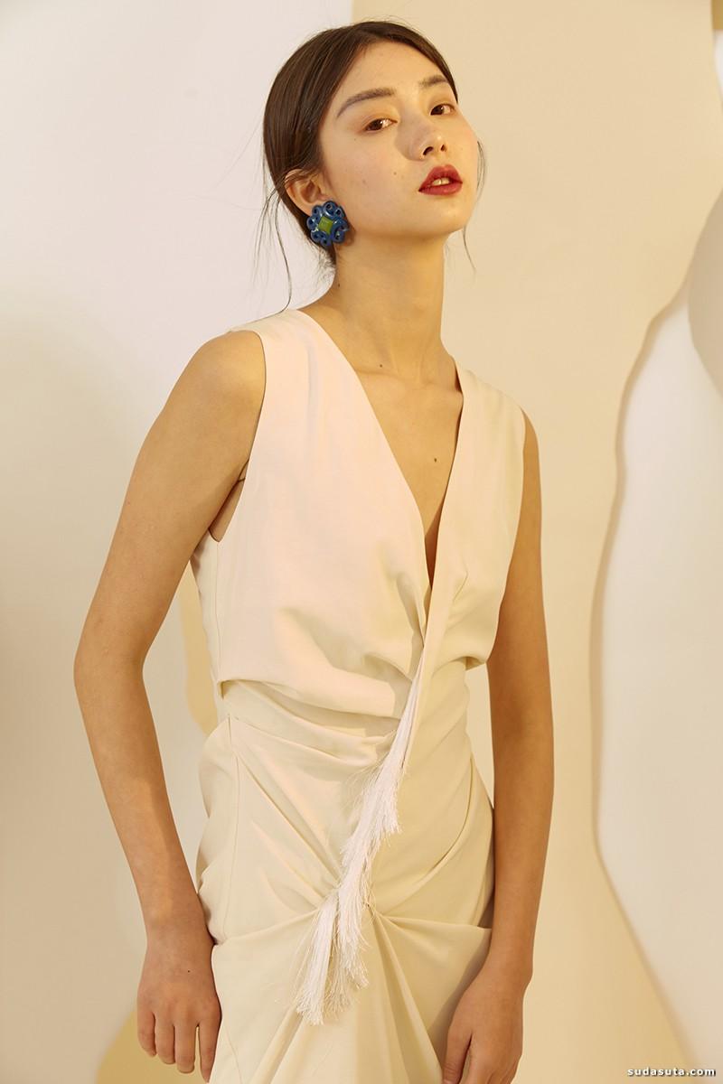 TMS STUDIO 独立女装设计欣赏