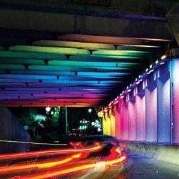 Bill FitzGibbons 灯光装置设计欣赏