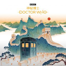Doctor Who 主题插画欣赏