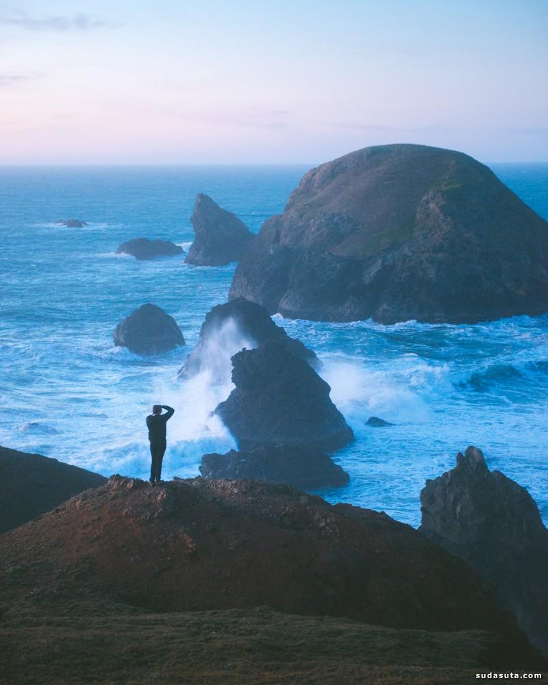 Nathaniel Wise 风景摄影欣赏