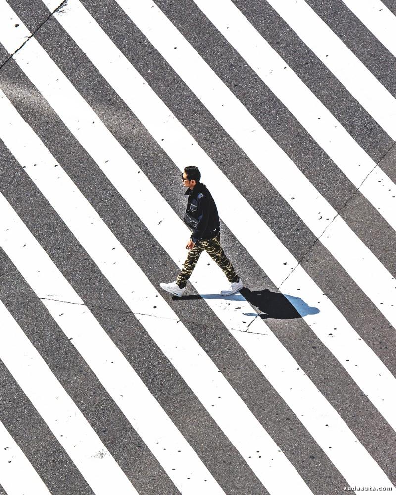 Ryoji Iwata 街头摄影欣赏