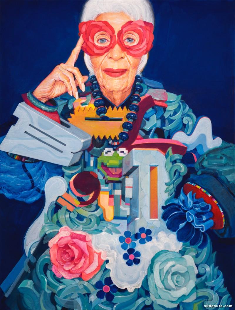 Sam Rodriguez 混合艺术欣赏