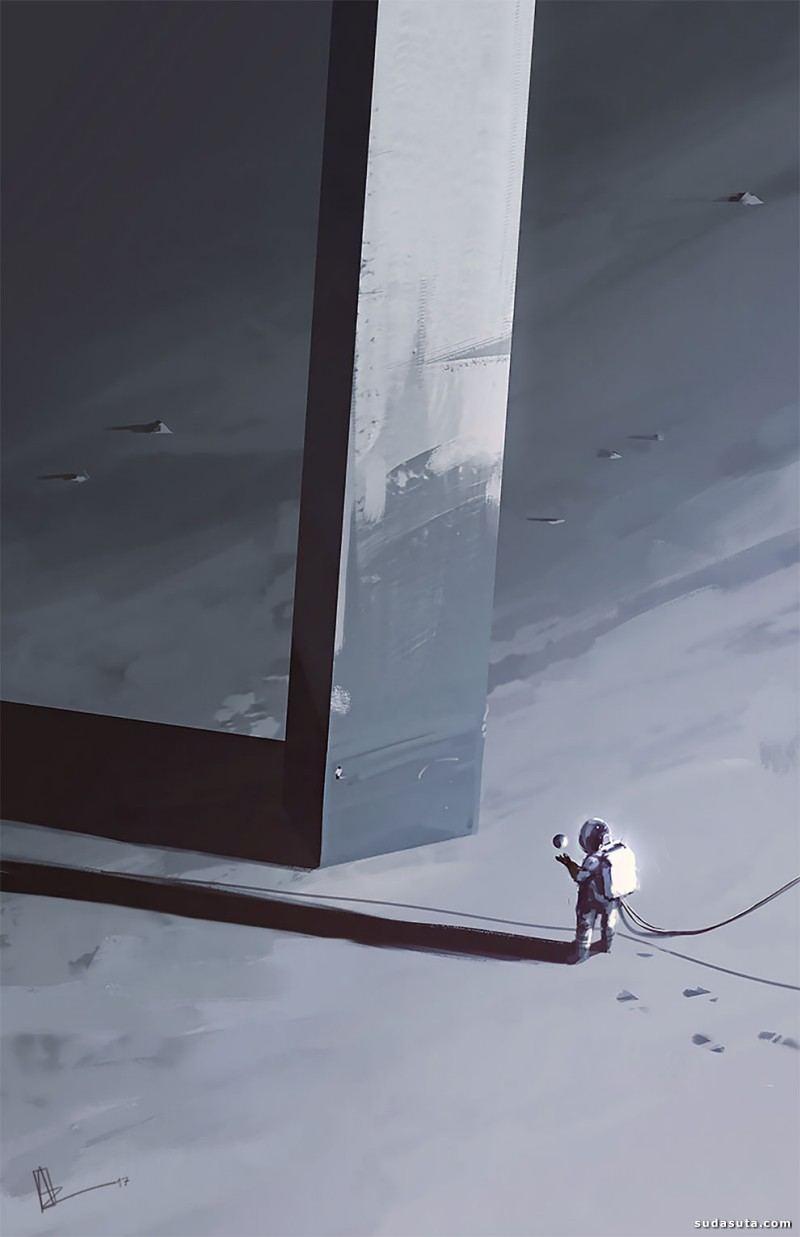 Amir Zand 概念设计CG欣赏