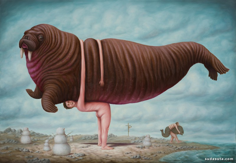 Bruno Pontiroli 动物瑜伽课