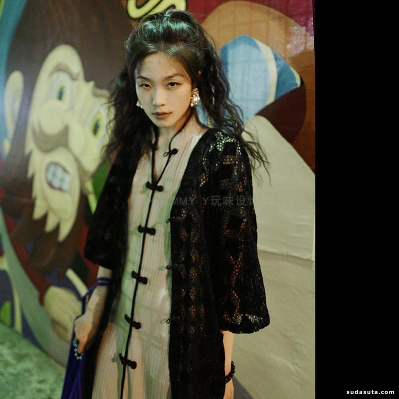 CHARMMY YE 玩味设计 独立女装设计品牌