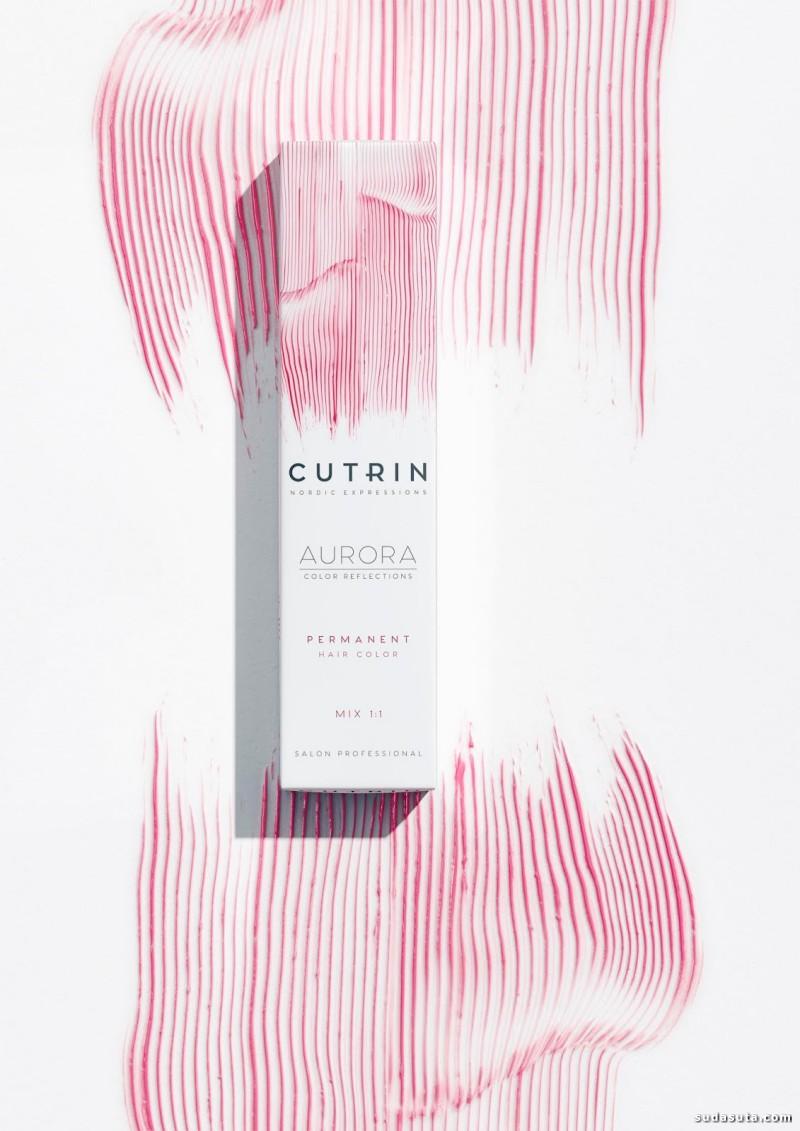 Cutrin 品牌设计欣赏