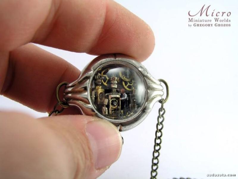 Gregory Grozos 不可思议的魔法手表