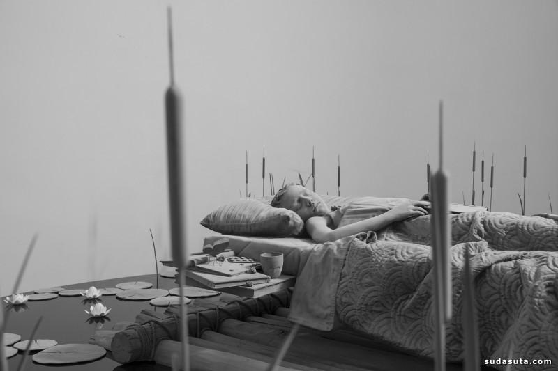 Hans Op de Beeck  装置雕塑设计欣赏