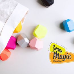 Seven Magic Mountains 产品设计欣赏
