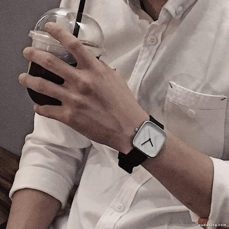 西平铺子 Time Matrix 手表设计欣赏