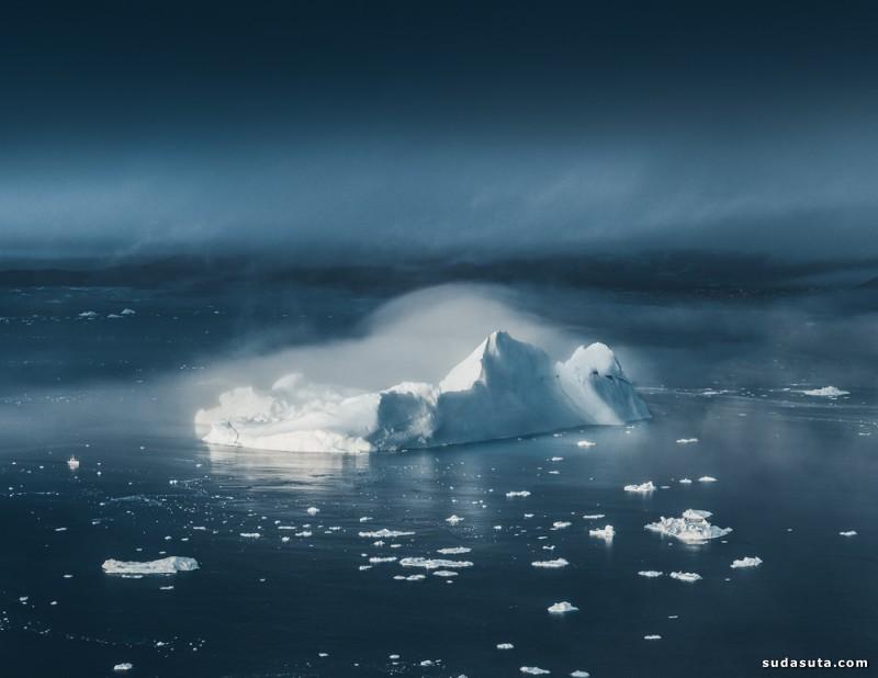 Tom Hegen 冰山摄影欣赏