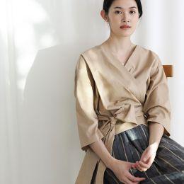 寺山文也 独立女装设计欣赏