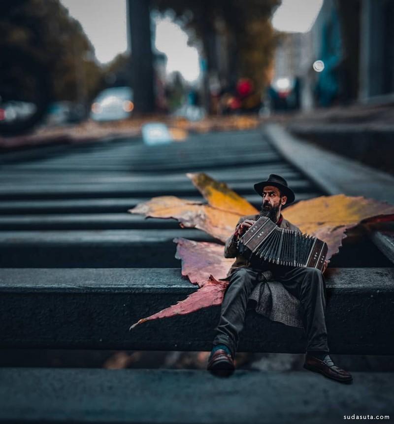 Alfonso León 街头摄影欣赏