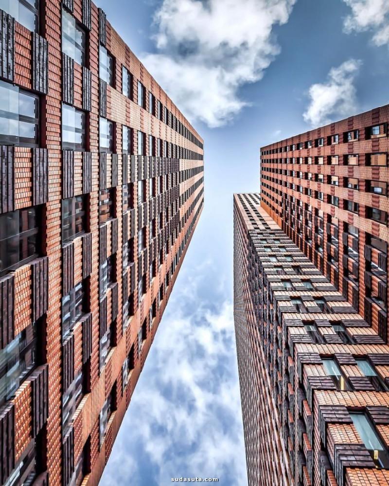 Alex Mesquita 极简主义建筑摄影欣赏