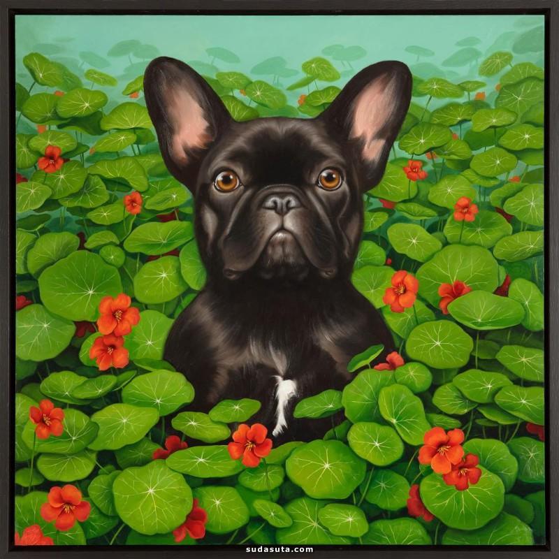 Allison Reimold 超现实主义绘画艺术欣赏