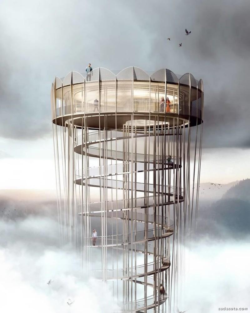 Anti Reality 概念建筑设计欣赏