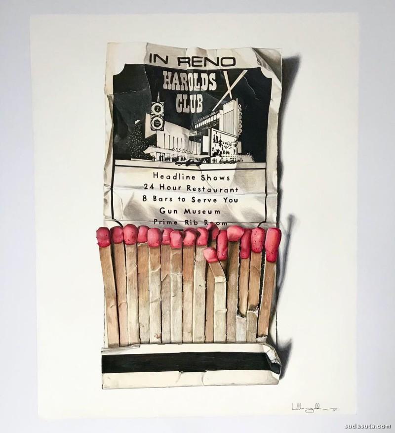 Bella McGoldrick 超现实主义绘画艺术欣赏