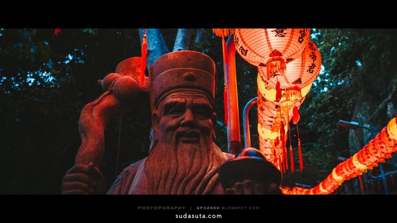 Bo Wen Huang 城市夜景