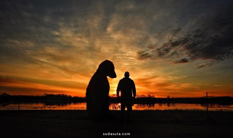 Christopher Cline 我和我的狗