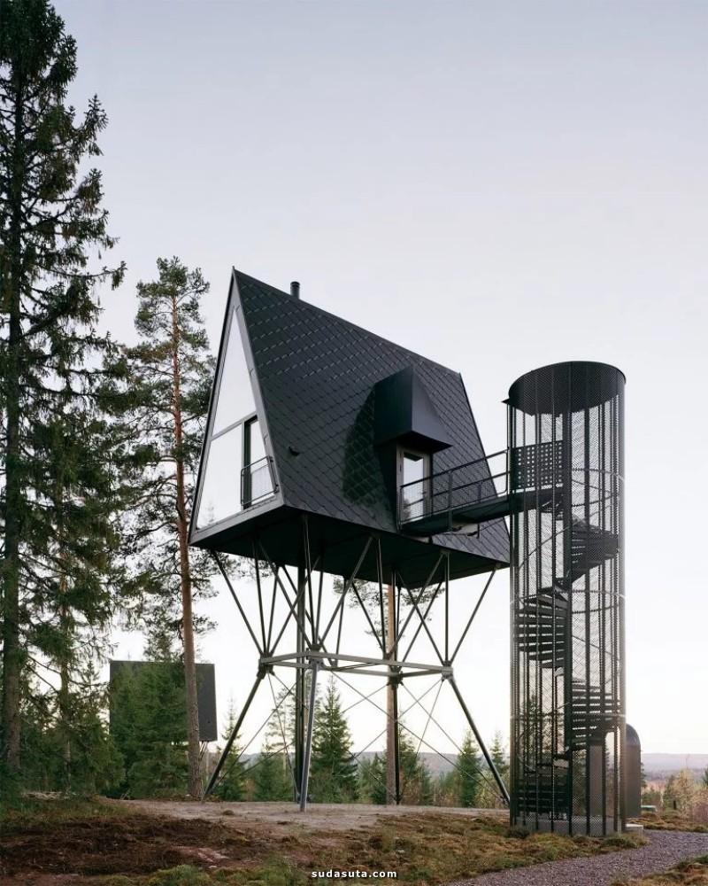 Espen Surnevik 建筑设计欣赏