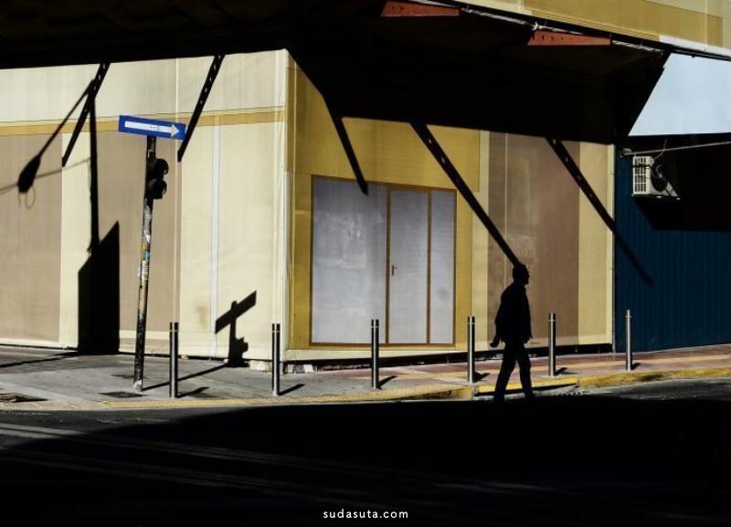 Iraklis Kougemitros 超现实主义摄影作品欣赏