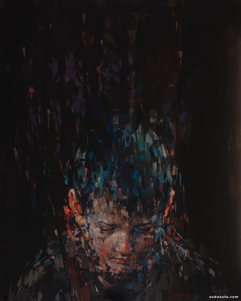 Kai Samuels-Davis 肖像解构