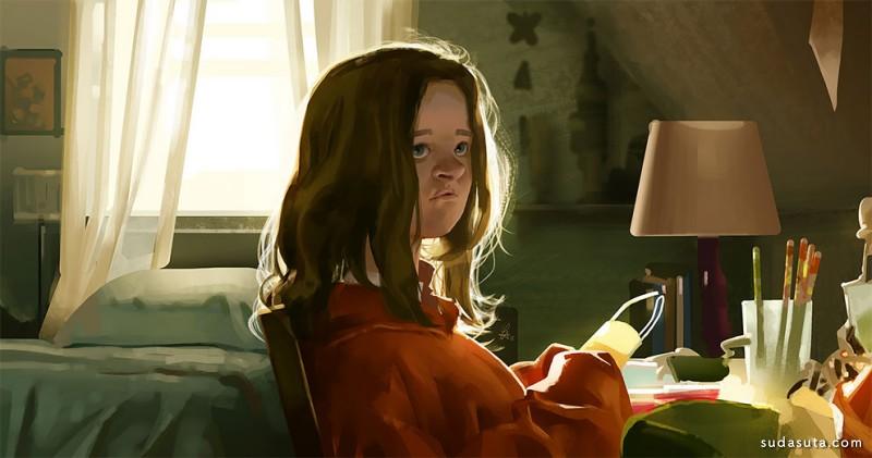 Lê Long 光影魔术手 数字艺术作品欣赏