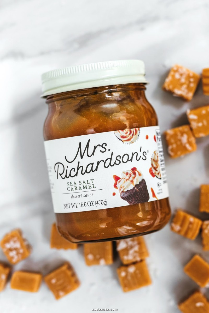 Richardson 果酱品牌设计欣赏