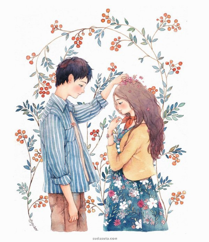Soju Sor 少女漫画欣赏