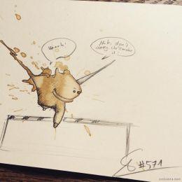 Stefan Kuhnigk 咖啡的怪物