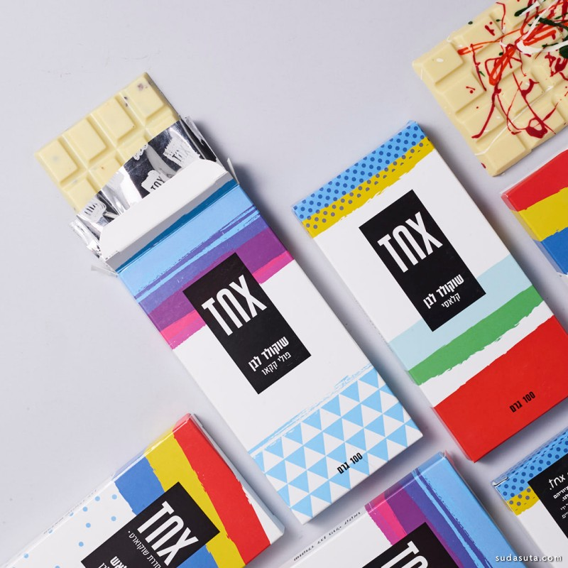 TNX 包装设计欣赏