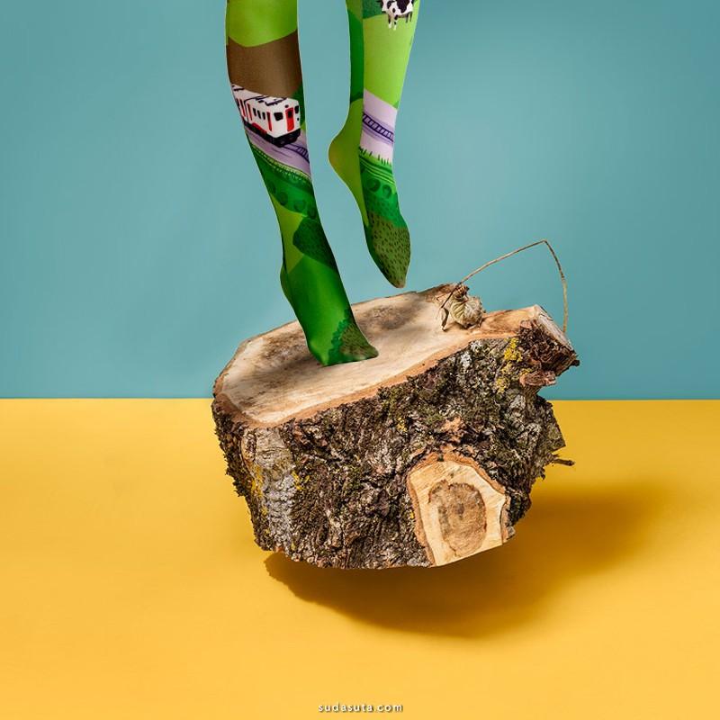 Viken Plan 袜子设计师品牌