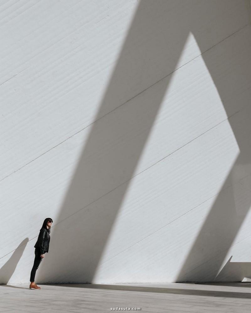 Weronika Biernacka 极简主义摄影作品欣赏